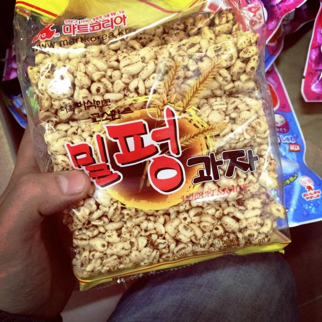 Bánh Bỏng Hàn
