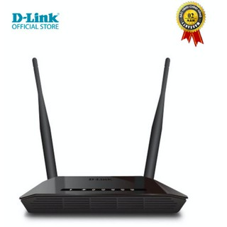 Bộ phát wifi Wilreless Router D-LINK DIR-612 - Hàng chính hãng thumbnail