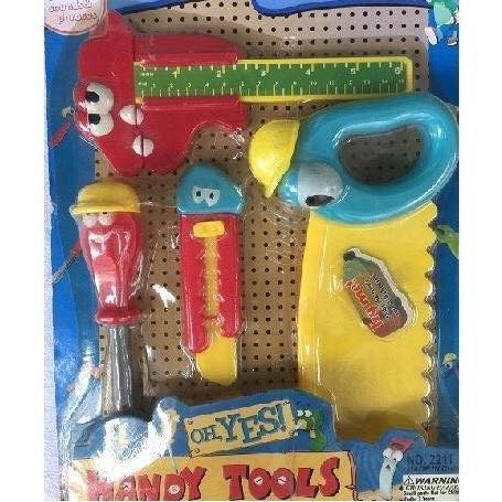 Bộ đồ chơi kỹ sư ngộ nghĩnh cho bé_duchau