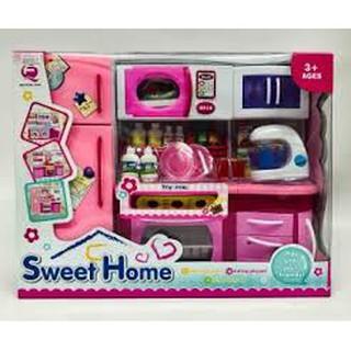 HỘP NHÀ BẾP Sweet Home
