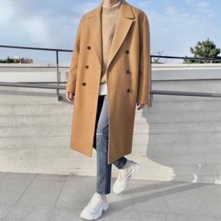 Áo khoác dạ Hàn Quốc FD202 form rộng cực đẹp