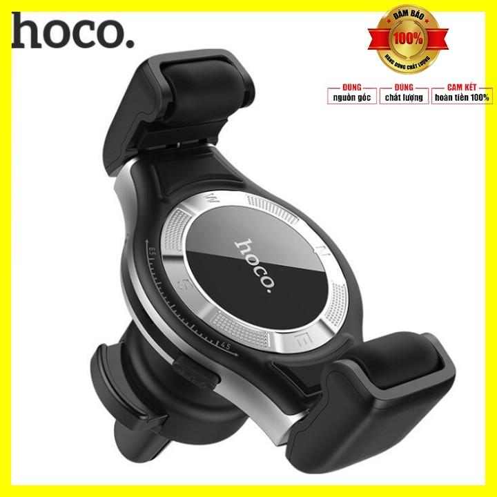 Giá Đỡ Kiêm Sạc Không Dây nhãn hiệu Hoco S1 công suất 10W - Bảo hành 6 tháng