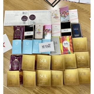 [Đủ bill] Vial sample nước hoa các hãng Replica, Dior, YSL, Lancome... thumbnail