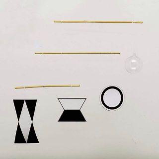 [LÀM SẴN] Munari – Bộ chuyển động kích thích thị giác Montessori