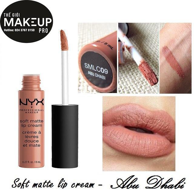 Son Kem NYX Soft Matte Lip Cream Abu Dhabi Smlc09 - 3463482 , 669548837 , 322_669548837 , 230000 , Son-Kem-NYX-Soft-Matte-Lip-Cream-Abu-Dhabi-Smlc09-322_669548837 , shopee.vn , Son Kem NYX Soft Matte Lip Cream Abu Dhabi Smlc09