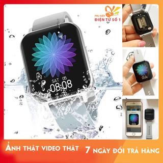 Đồng hồ thông minh DTX [BH đổi 1-1] smartwatch màn hình cảm ứng 1.78 HD, vỏ thép, chống nước IP68