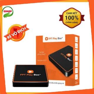 Đầu thu kỹ thuật số FPT Play Box + 2020 Modem S550/T550 [Chính hãng] FPT ❤️Tivi Box hệ điều hành AndroidTV 10