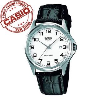 Đồng hồ nam dây da Casio Standard chính hãng Anh Khuê MTP-1183E-7BDF (38mm)