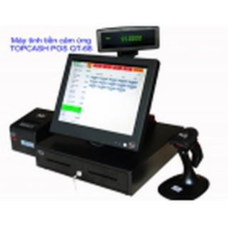 Máy tính tiền TopCash POS QT-68 (màn hình cảm ứng)