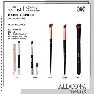 Cọ Trang Điểm, Cọ Môi, Cọ Mũi Vacosi Hàn Quốc Makeup Brush Các Loại thumbnail
