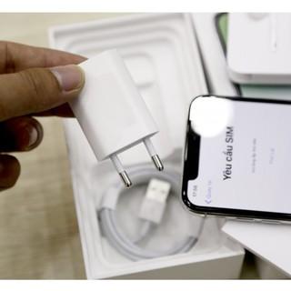 [Rẻ Vô Địch] Bộ sạc iphone zin chính hãng Cho iPhone, không nóng máy không loạn cảm ứng
