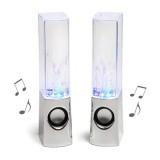 Loa nhạc nước 3D Water Speaker (Trắng) V01106