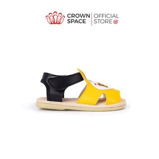 Xăng đan tập đi Crown Space Sandal 021_483 cho bé trai gái thumbnail