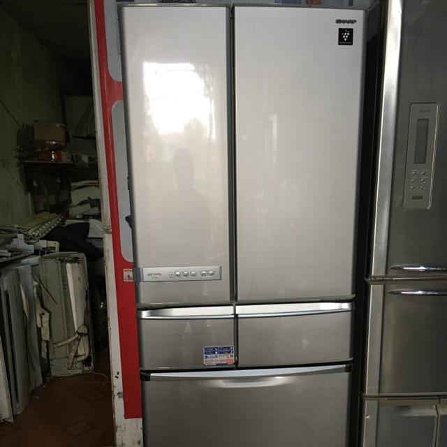 Tủ lạnh 6 cánh Nhật