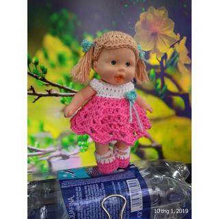 Quần áo búp bê 12.7 cm – Outfit doll 5 inch