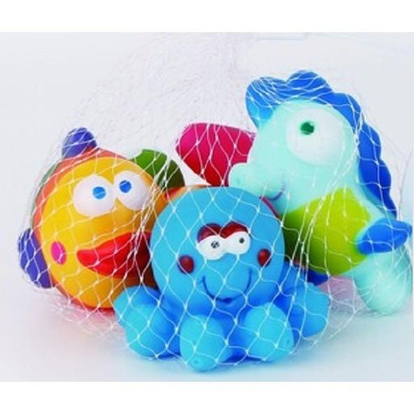 Set đồ chơi tắm cho bé 6 món Toys House TL811-2