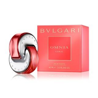 Nước hoa nữ BVLGARI Omnia Coral EDT 65ml thumbnail
