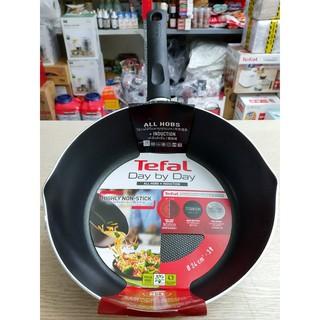 Chảo sâu lòng Tefal Day By Day G1436405 size 24cm, chính hãng Tefal sản xuất tại Việt Nam, xào nấu gì cũng tiện