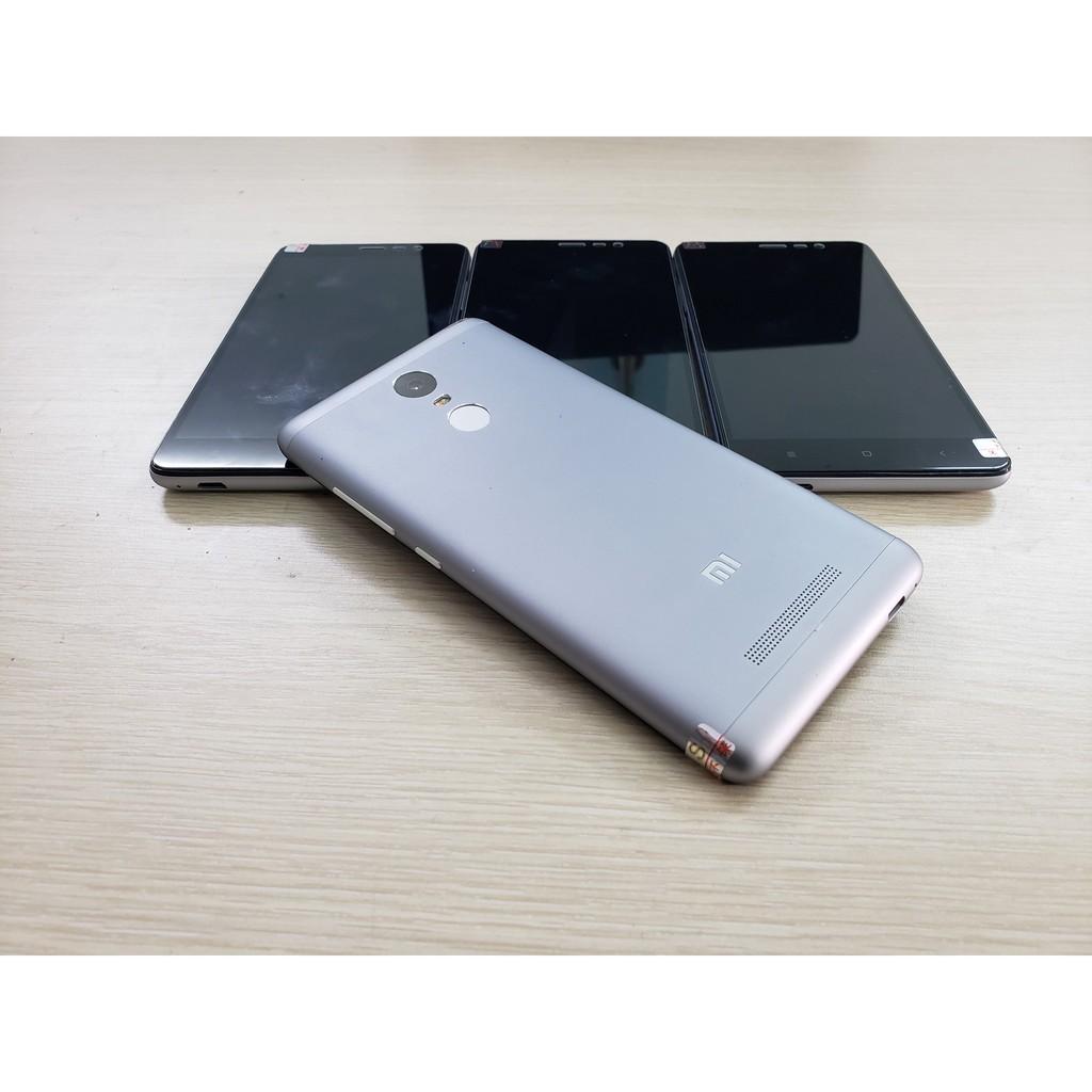 Điện thoại xiaomi redmi note 3 pro giá rẻ 2 sim có thẻ nhớ ram 3gb 32gb
