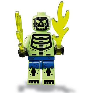 LEGO Minifigures Doctor Phosphorus Seri THE LEGO BATMAN MOVIE 2
