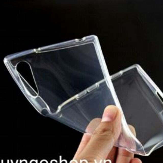 Ốp lưng silicon cao cấp sony xz / xz premium