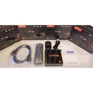 Đầu thu TiVi UBOX TIVI + Kênh Truyền Hình Hàn Quốc – EVPAD 5P – 6K BOX