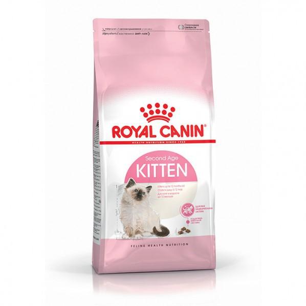 Thức ăn mèo con Royal Canin Kitten 2kg