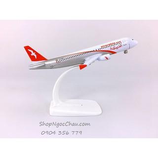 Mô hình máy bay Airarabia.com 16ccm