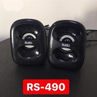 Loa máy tính Ruizu RS490 tiện ích
