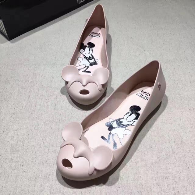 Giày búp bê Mellissa Mickey