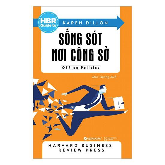 Sách - HBR Guide To - Sống Sót Nơi Công Sở - 3504917 , 724074870 , 322_724074870 , 99000 , Sach-HBR-Guide-To-Song-Sot-Noi-Cong-So-322_724074870 , shopee.vn , Sách - HBR Guide To - Sống Sót Nơi Công Sở