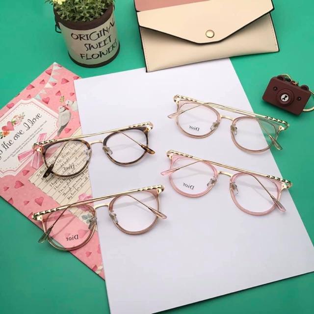 #New Kính Cận Teen UNISEX đẹp lung linh 💰:Giá 100k 👉 Shop nhận cắt kính cận, viễn, loạn ☎️☎️☎️