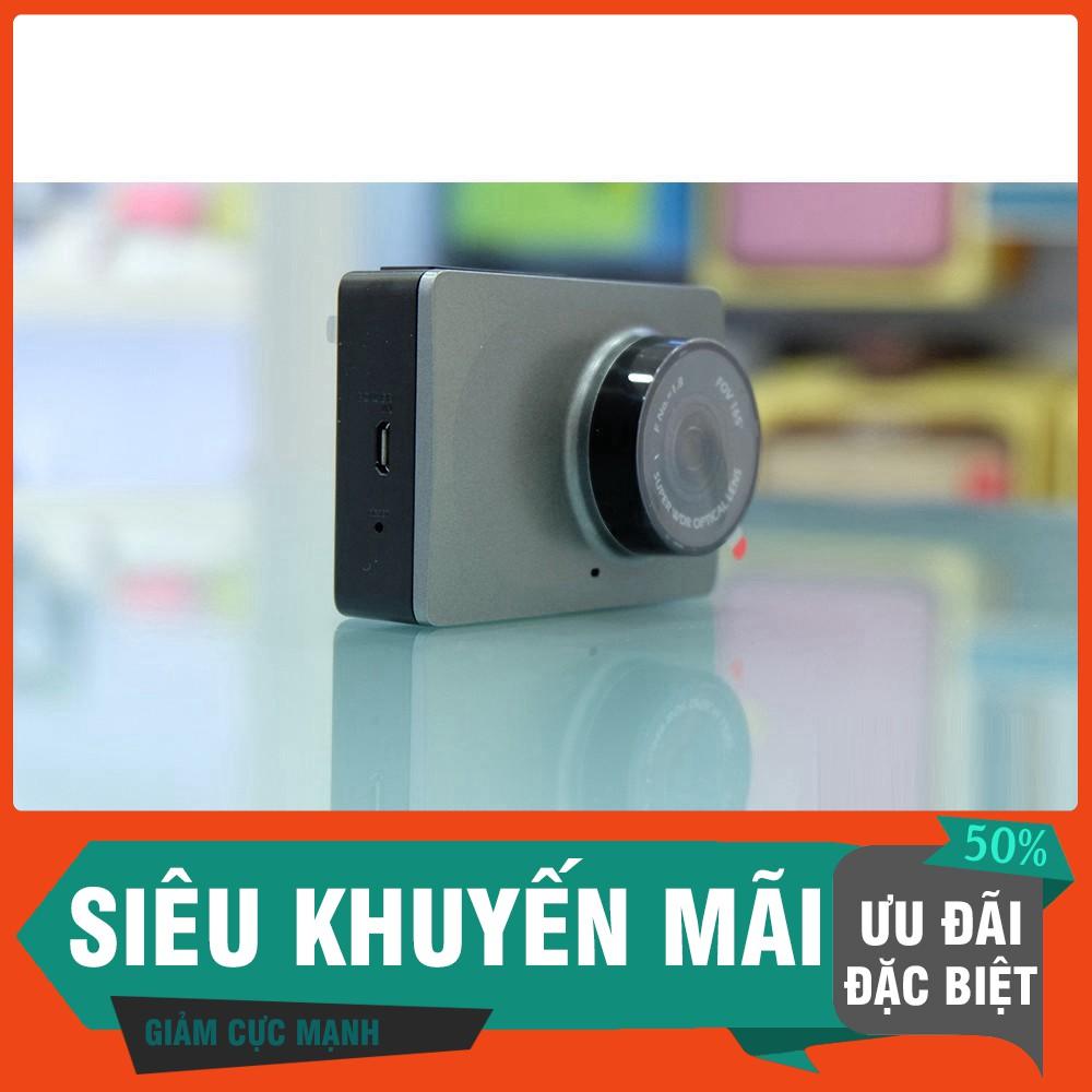 KHUYẾN MÃI [TIẾNG ANH] Camera hành trình Xiaomi Yi car DVR 1296p Yi Dash KHUYẾN MÃI