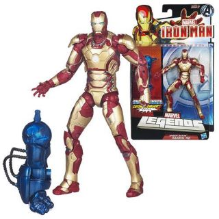Mô hình MARVEL LEGENDS IRON MAN MK 42