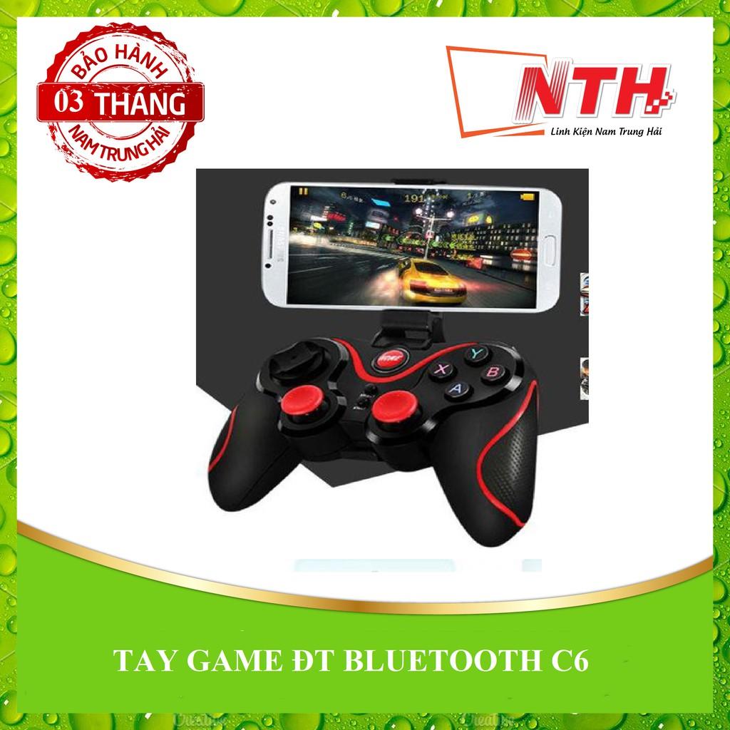 [NTH] TAY GAME ĐT BLUETOOTH C6 - 2672997 , 538613839 , 322_538613839 , 299000 , NTH-TAY-GAME-DT-BLUETOOTH-C6-322_538613839 , shopee.vn , [NTH] TAY GAME ĐT BLUETOOTH C6
