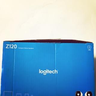 Loa âm thanh nổi nhỏ gọn Loghitech Z120-Hàng chính hãng