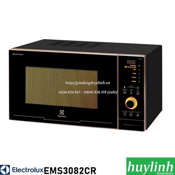 Lò vi sóng có nướng đối lưu Electrolux EMS3082CR - 30 lít