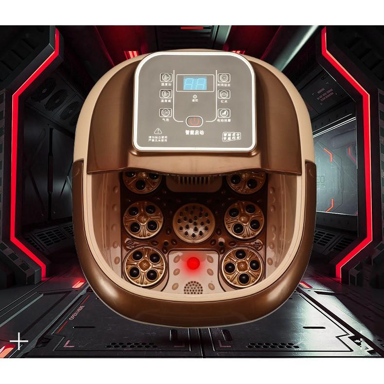 Bồn ngâm chân massage tự động có điều khiển từ xa 858 - 2604161 , 905485497 , 322_905485497 , 1549000 , Bon-ngam-chan-massage-tu-dong-co-dieu-khien-tu-xa-858-322_905485497 , shopee.vn , Bồn ngâm chân massage tự động có điều khiển từ xa 858
