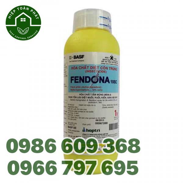 THUỐC DIỆT CÔN TRÙNG FENDONA 10SC - 500 ml