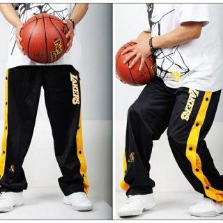 Quần bấm cúc bóng rổ NBA