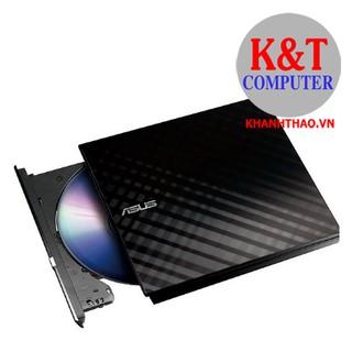 ổ đĩa quang DVD RW ASUS-Slim SDRW 08D2S-U (Gắn ngoài-USB)