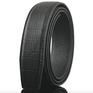 [ SAM Leather ] Dây Thắt Lưng Nam Da Bò Cao Cấp Dây Nịt Nam Không Mặt Khóa SDNDN013 - Da Bò Thật Bảo Hành 12 Tháng thumbnail
