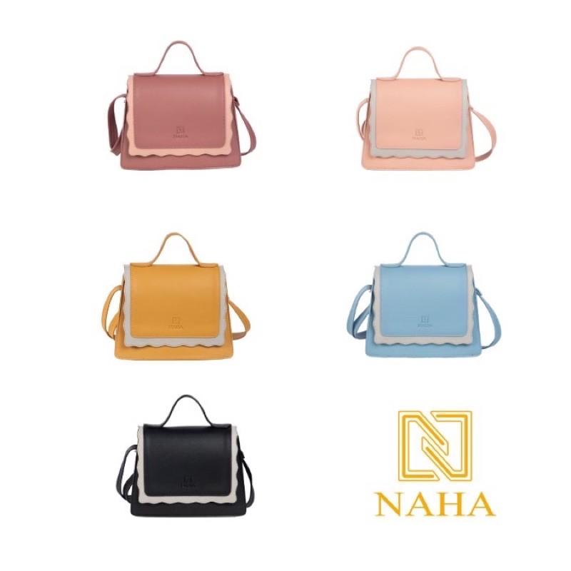 Túi Xách Nữ Đẹp Đeo ChéoThời Trang NAHA NH033 - Hàng Chính Hàng Bảo Hành 12 Tháng