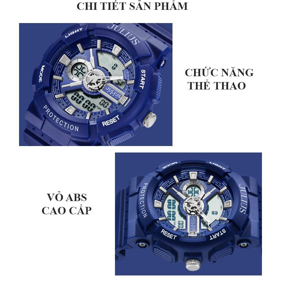 Đồng hồ thể thao nam JULIUS JA-1299