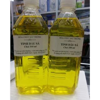 Tinh dầu sả Chai 500ml)