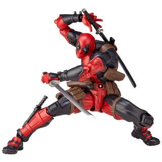 Mô hình nhân vật Deadpool có thể tháo rời