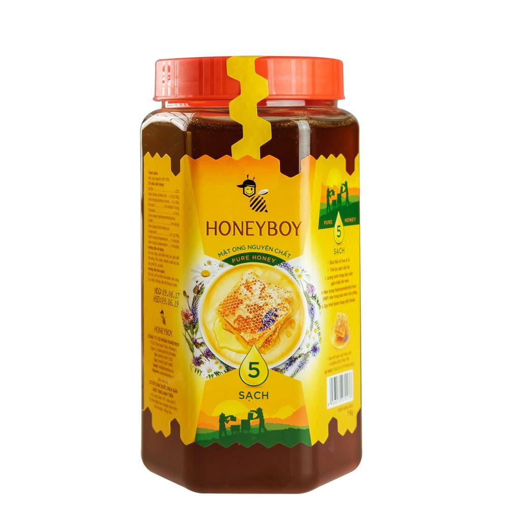 Mat Ong Thien Nhien 5 Sach Honeyboy 1kg