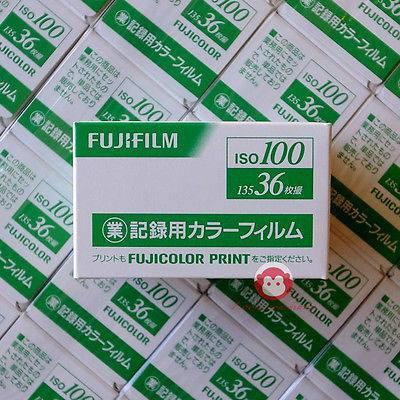 Film màu Fujifilm 100 36exp date 2020 F3