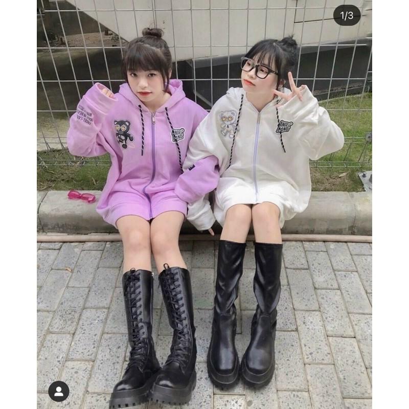 Áo Khoác hoodie ( cdk) , Siêu dễ thương , Hàng Cực Chất