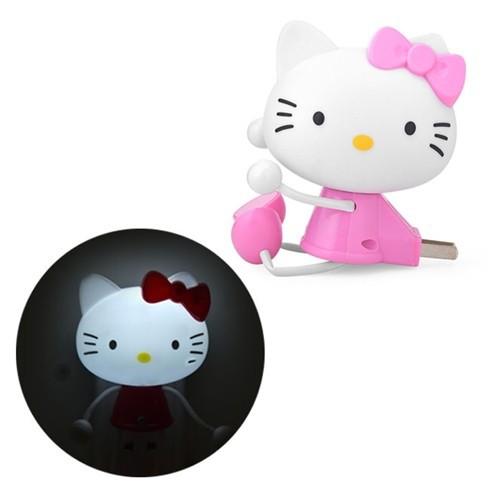 Đèn ngủ cảm ứng hình mèo Hello Kitty - giao màu ngẫu nhiên - 3493281 , 816215065 , 322_816215065 , 38000 , Den-ngu-cam-ung-hinh-meo-Hello-Kitty-giao-mau-ngau-nhien-322_816215065 , shopee.vn , Đèn ngủ cảm ứng hình mèo Hello Kitty - giao màu ngẫu nhiên